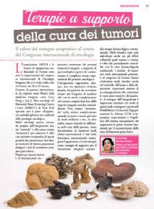 Terapie a supporto della cura dei tumori