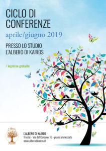 Ciclo di conferenze Albero di Kairos