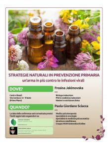 Strategie naturali in prevenzione primaria